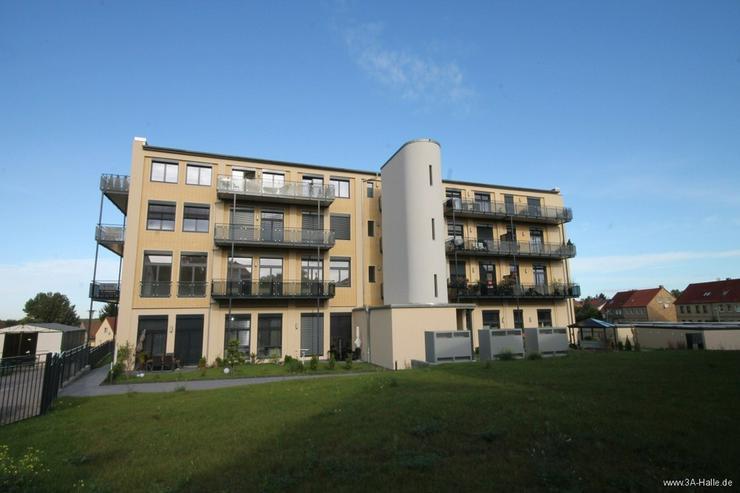 Exklusives Wohnen mit Panoramablick auf die Goitzsche Wohnen und Erholen ganz einfach verb... - Wohnung kaufen - Bild 1