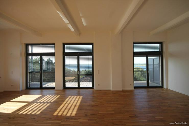 Bild 3: Exklusives Wohnen mit Panoramablick auf die Goitzsche Wohnen und Erholen ganz einfach verb...