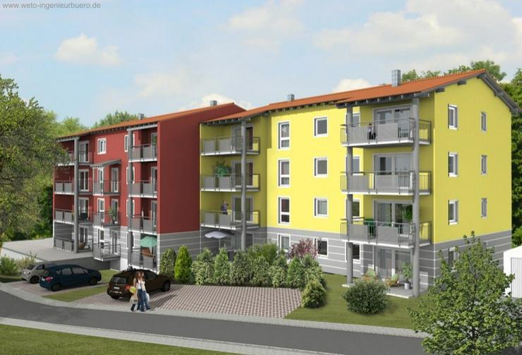 Bild 11: Schicke 2 bzw. 2,5 Zimmer-Wohnung m. Balkon - Stellplatz, zentrumsnah in Passau zu vermiet...