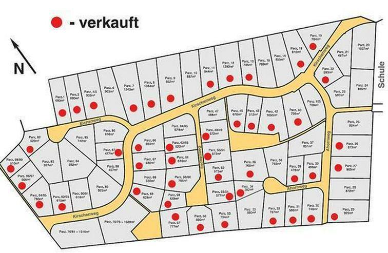 Bild 3: Zentrale Baugrundstücke bei Greifswald / Stralsund