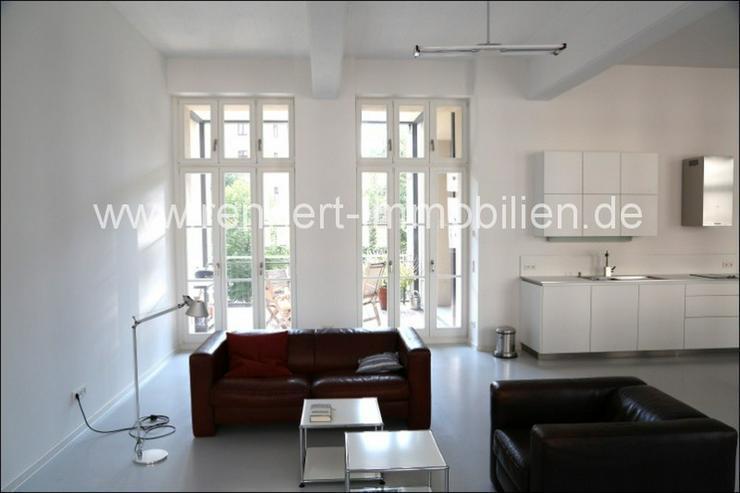 Bild 4: +++Große, moderne Loftwohnung mit EBK und Balkon nähe Innenstadt+++