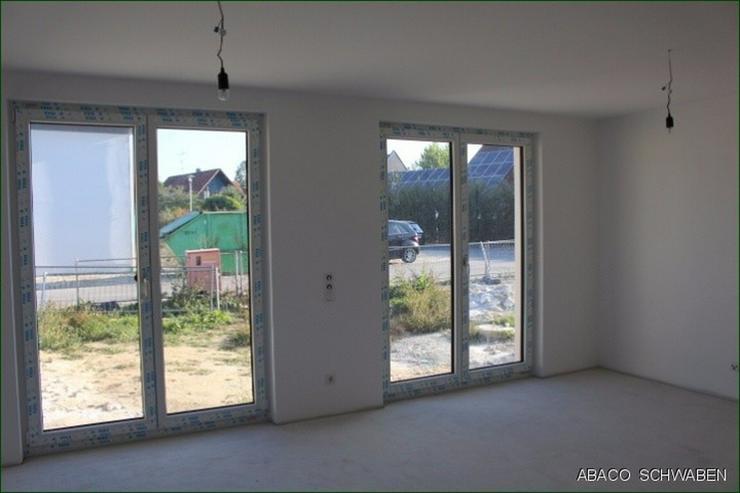 Bild 3: 17 km von Neu-Ulm. Wohnkomfort und Gemütlichkeit. Energieeffizient für die Zukunft gebau...