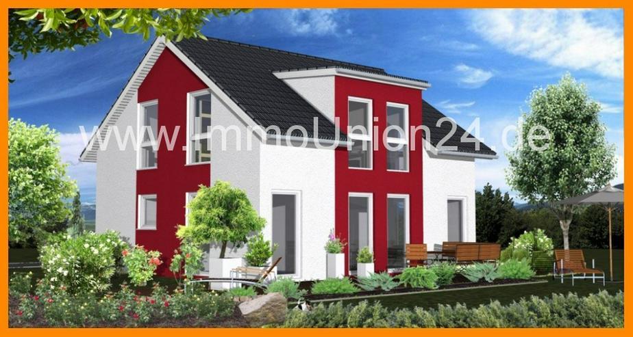 Bild 2: 8 7 0 qm familienfreundlicher & sonniger Baugrund NUR für DOPPEL Häuser geeignet direkt ...