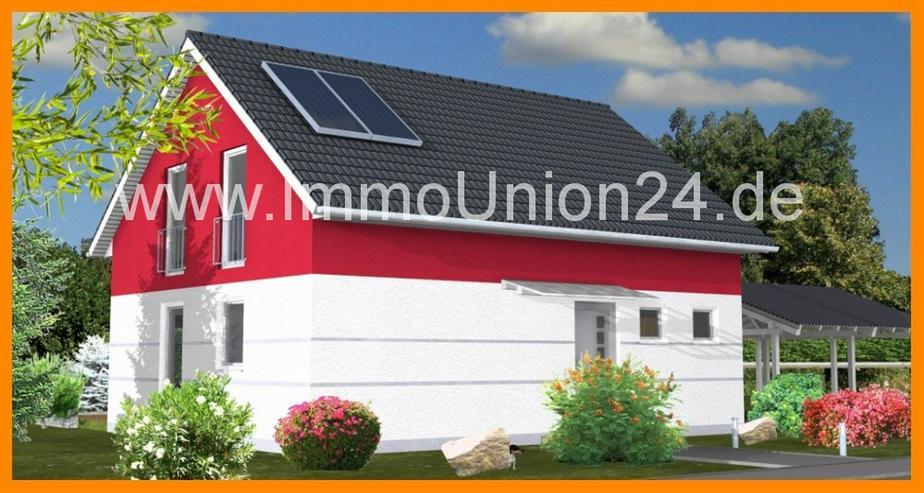 Bild 5: 8 7 0 qm familienfreundlicher & sonniger Baugrund NUR für DOPPEL Häuser geeignet direkt ...