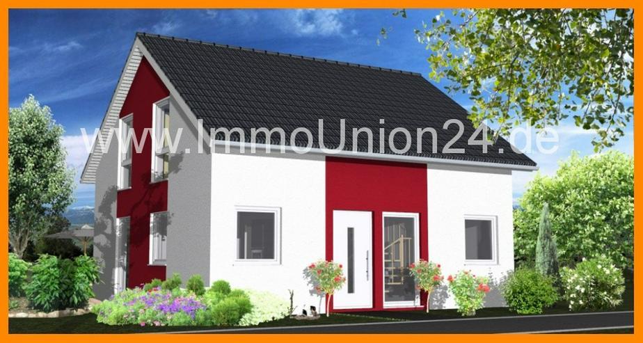 Bild 3: 8 7 0 qm familienfreundlicher & sonniger Baugrund NUR für DOPPEL Häuser geeignet direkt ...
