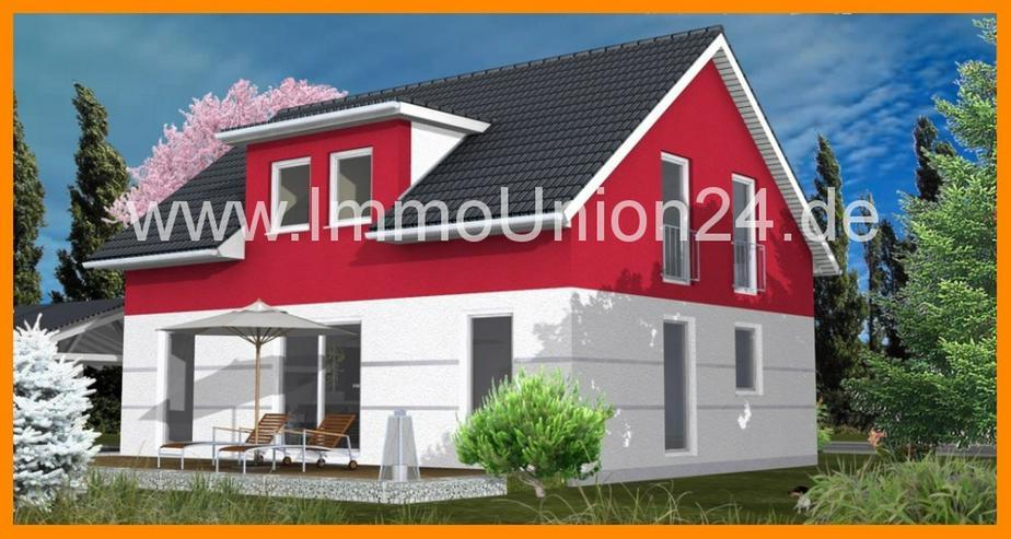 Bild 4: 8 7 0 qm familienfreundlicher & sonniger Baugrund NUR für DOPPEL Häuser geeignet direkt ...