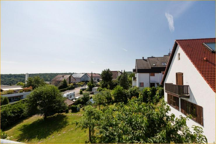 Bild 2: 4-Zimmer-Atelier-Whg. mit traumhafter Aussicht + Sonnenterrasse + Kamin