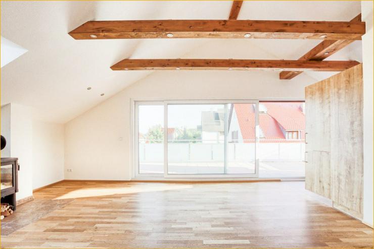 Bild 3: 4-Zimmer-Atelier-Whg. mit traumhafter Aussicht + Sonnenterrasse + Kamin