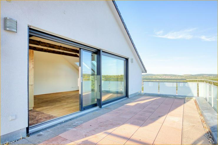 4-Zimmer-Atelier-Whg. mit traumhafter Aussicht + Sonnenterrasse + Kamin