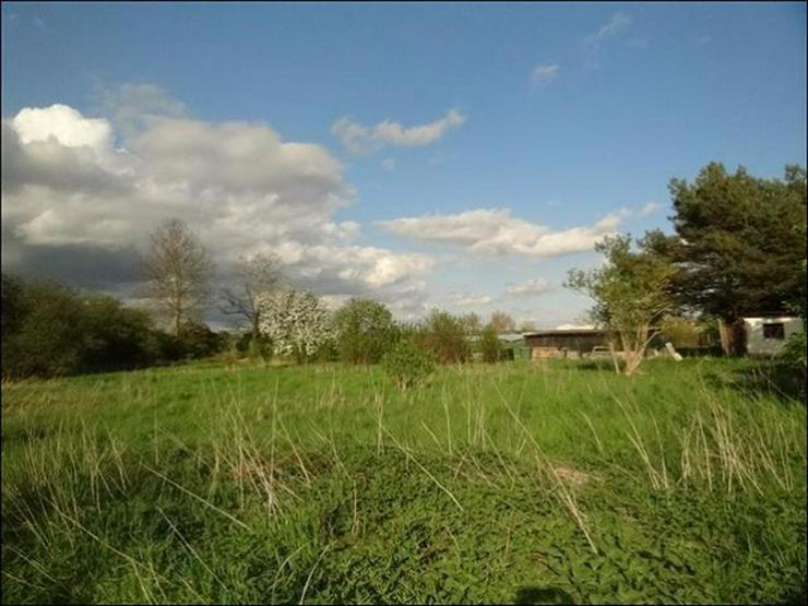 1500 m² Baugrundstück in Kruckow, schöne ruhige Lage im Dorf