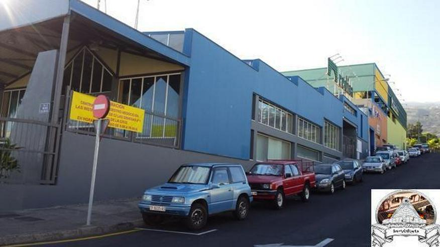 Bild 5: Industriehalle im Poligono San Jeronimo