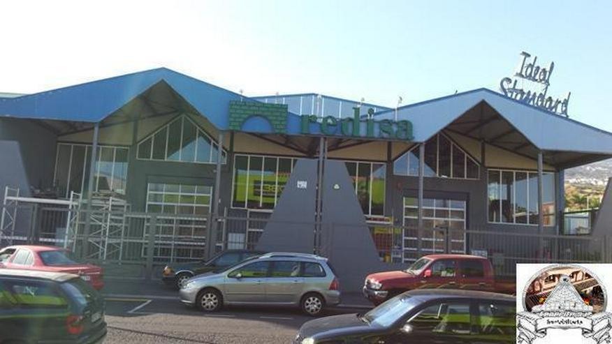 Bild 3: Industriehalle im Poligono San Jeronimo