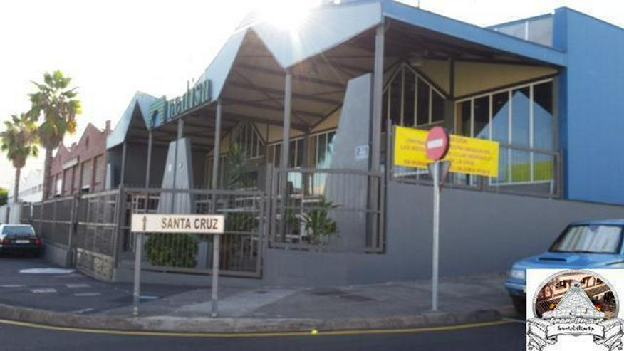 Bild 6: Industriehalle im Poligono San Jeronimo