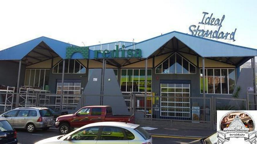 Bild 4: Industriehalle im Poligono San Jeronimo