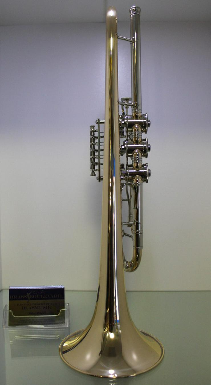 Bild 2: Scherzer Profiklasse Konzert - Trompete 8218 W