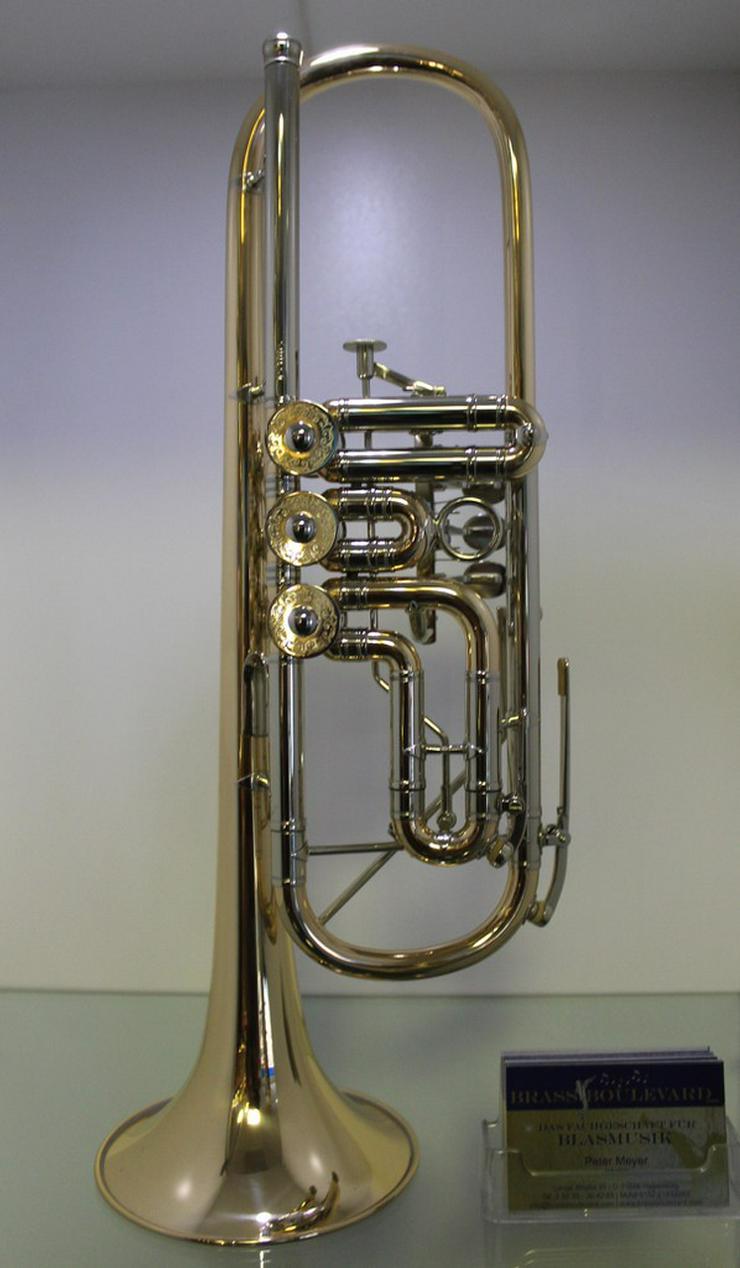 Bild 3: Scherzer Profiklasse Konzert - Trompete 8218 W