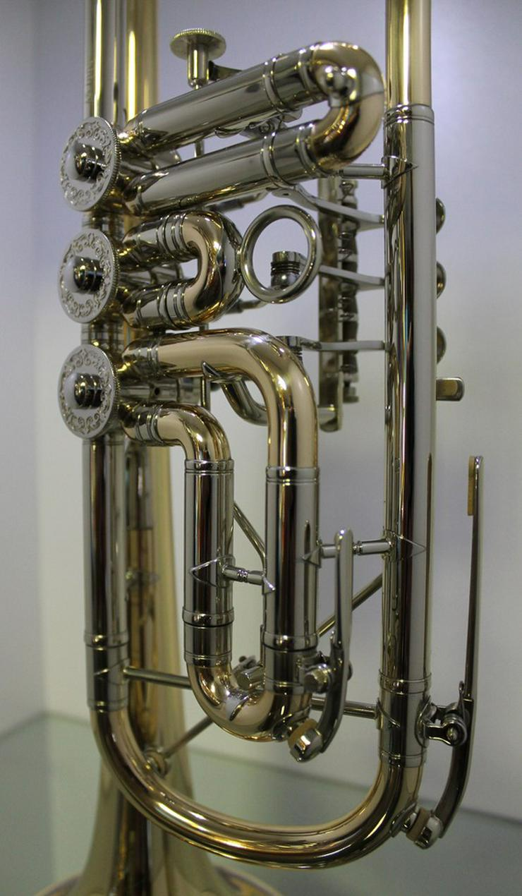 Bild 5: Scherzer Profiklasse Konzert - Trompete 8218 W