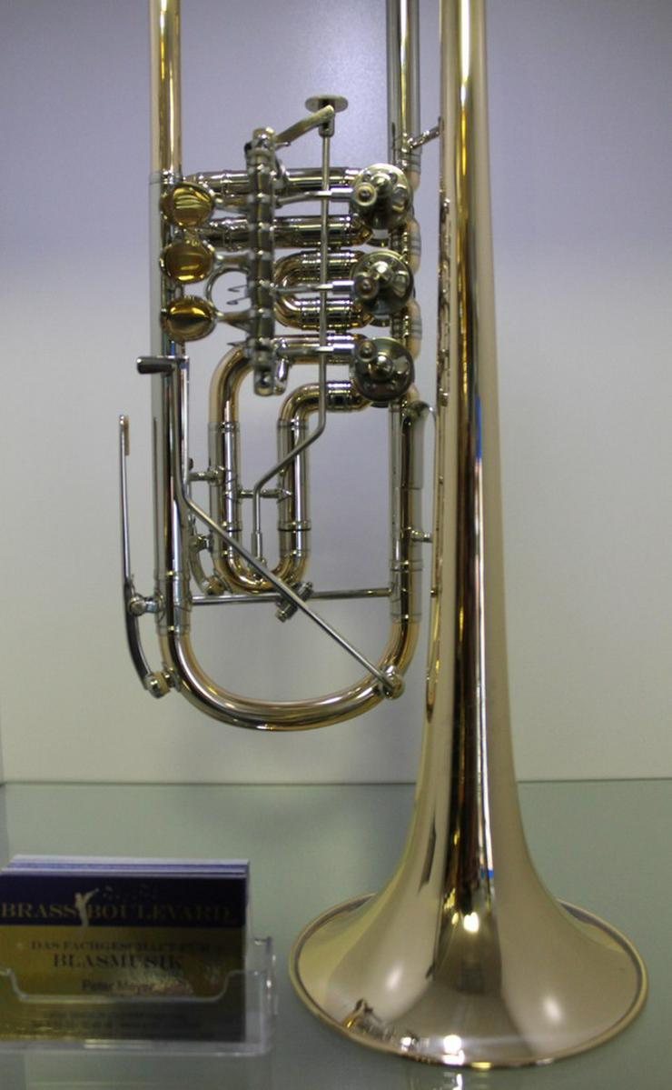 Bild 6: Scherzer Profiklasse Konzert - Trompete 8218 W