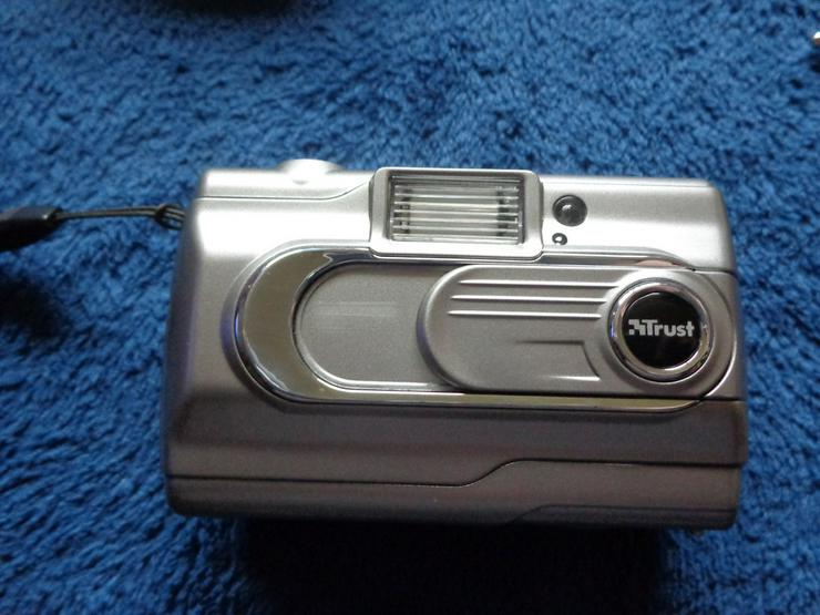 Bild 5: Digitalkamera Trust 950 Powercam Zoom OVP