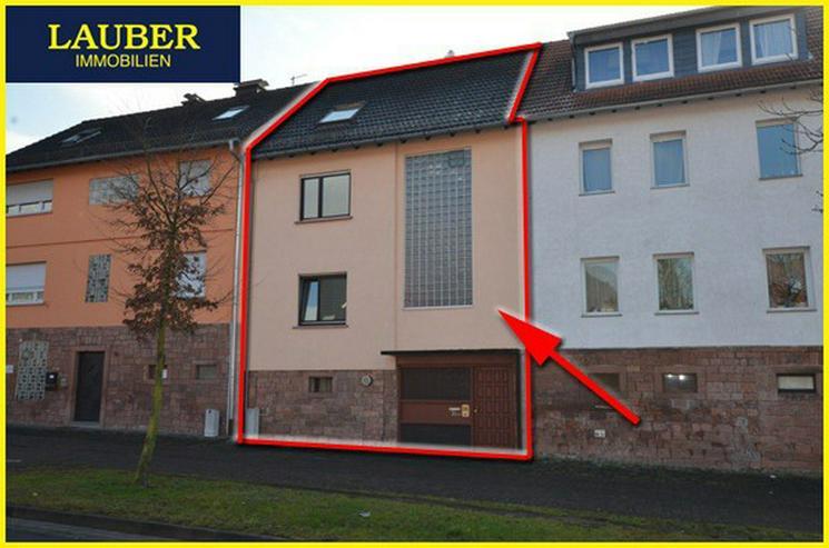 Bild 2: LAUBER IMMOBILIEN: Großes Wohnhaus in zentraler Ortslage von Gelnhausen / Höchst