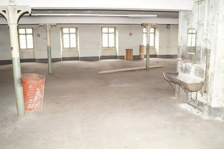 Bild 2: Fantastisches Bauprojekt in ehemaliger Fabrik - 3 Etagen á 412 qm plus Keller auf 1550 qm...