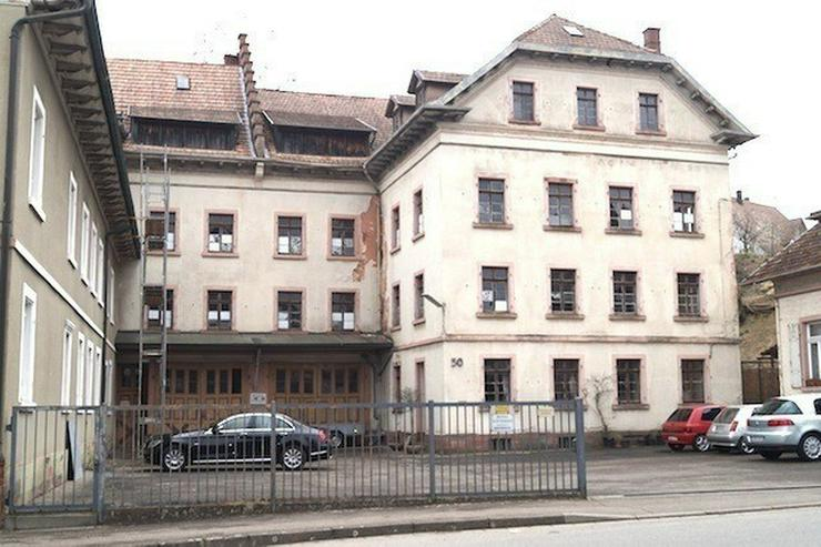 Fantastisches Bauprojekt in ehemaliger Fabrik - 3 Etagen á 412 qm plus Keller auf 1550 qm...