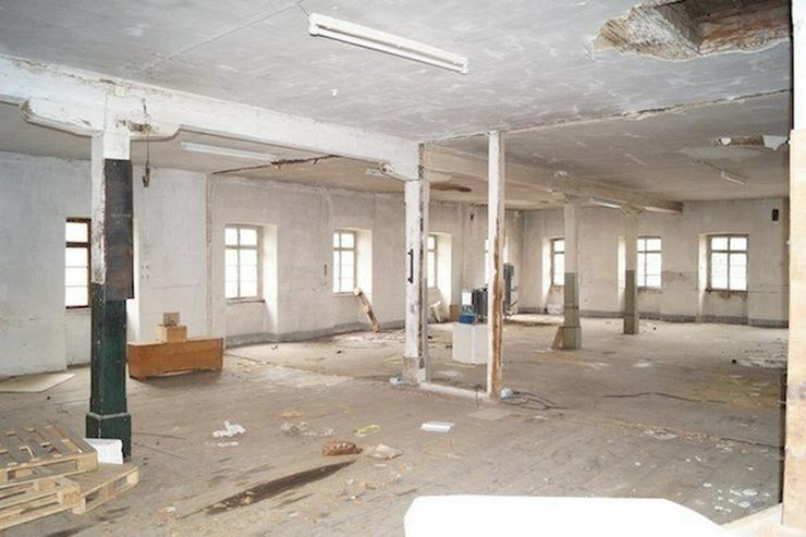 Bild 4: Fantastisches Bauprojekt in ehemaliger Fabrik - 3 Etagen á 412 qm plus Keller auf 1550 qm...