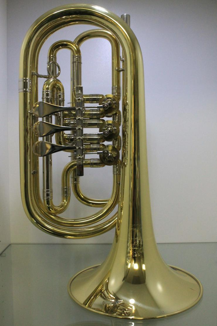 Melton Basstrompete in Bb, Mod. 129, Neu