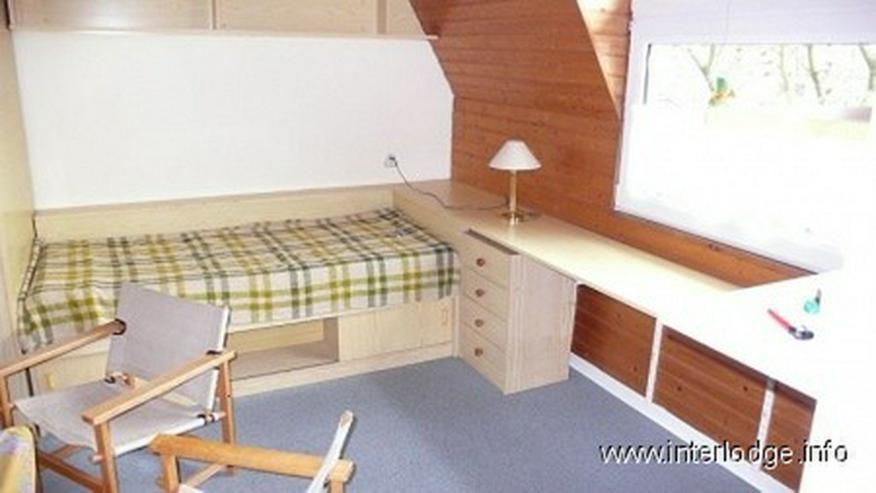 Bild 2: INTERLODGE Komplett möbliertes Apartment in Bochum-Altenbochum Nähe Bochumer Innenstadt