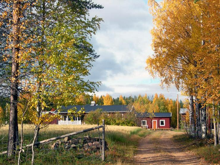 Ferienhaus  in Lappland/Schweden