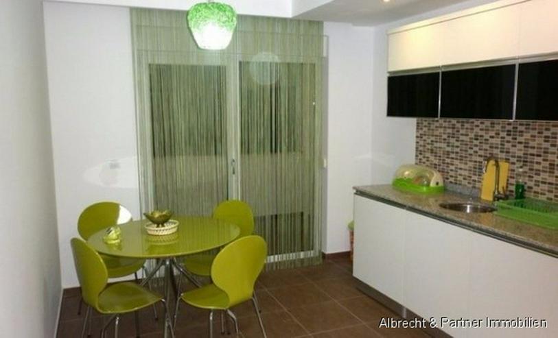 Bild 6: Luxus 4 Zimmer-Dublex-Wohnung in der populären Stadt Side