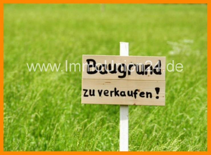 8 0 3 qm voll erschlossener BAUGRUND in BESTER Lage nur 20 Min. zum BROMBACHSEE bei Weiße... - Grundstück kaufen - Bild 1