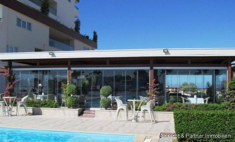 Bild 4: Luxus-Penthouse-Wohnung mit Meerblick in Side