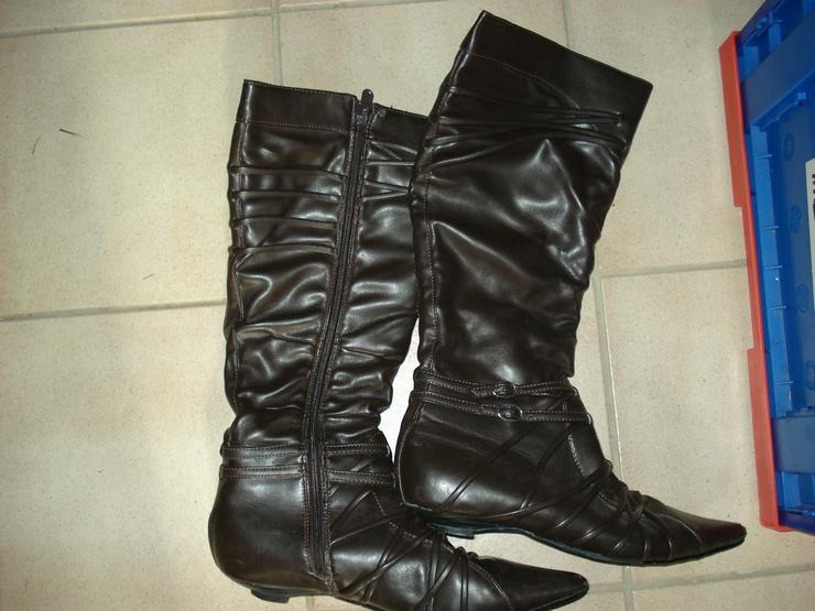Bild 3: High Heels ,Stiefel,