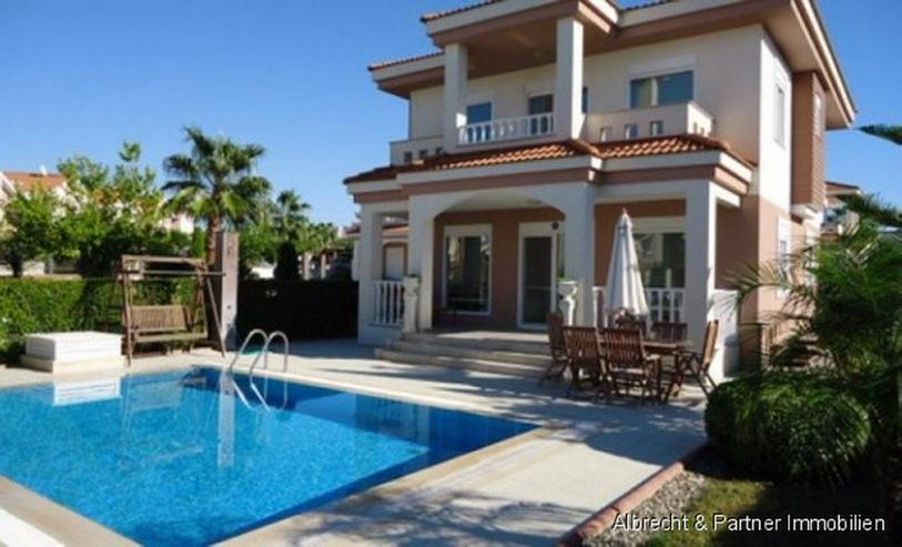Fantastische Villa zu verkaufen in Side - Haus kaufen - Bild 1