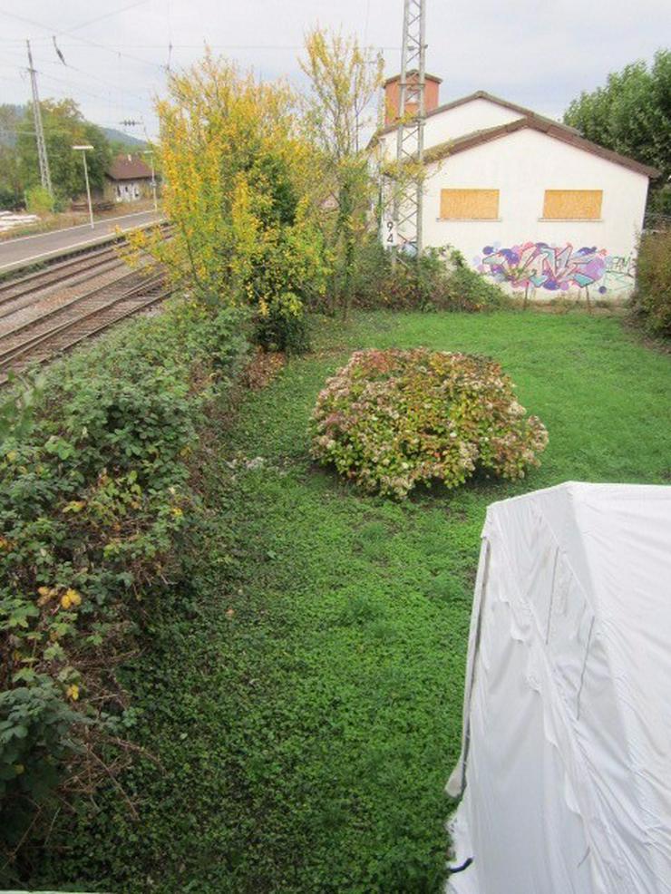 Bild 2: ++Gengenbach++Einfamilienhaus,  denkmalgeschützt direkt an der Bahnlinie mit 555 m² Grun...