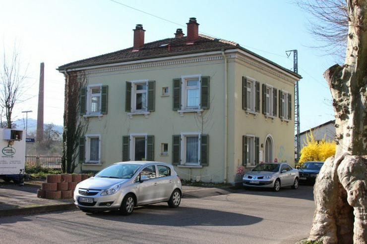 Bild 11: ++Gengenbach++Einfamilienhaus,  denkmalgeschützt direkt an der Bahnlinie mit 555 m² Grun...