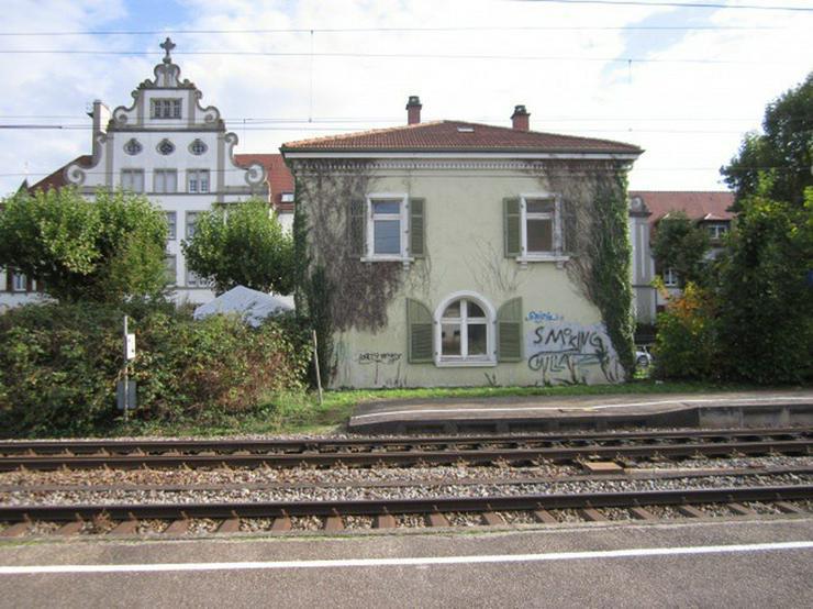 Bild 5: ++Gengenbach++Einfamilienhaus,  denkmalgeschützt direkt an der Bahnlinie mit 555 m² Grun...
