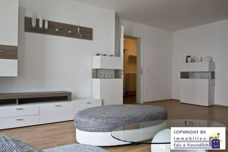 Bild 2: *ERSTBEZUG! Moderne 3-Zi.-Whg. gr. Wohnraum, Sonnenbalkon u. offener Küche, D-Rath*