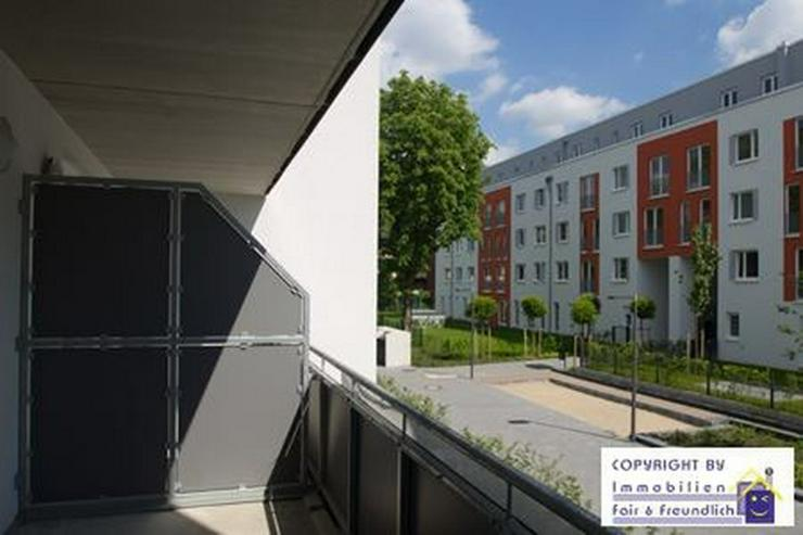 erstbezug moderne 3 zi whg gr wohnraum sonnenbalkon u offener k che d rath in. Black Bedroom Furniture Sets. Home Design Ideas