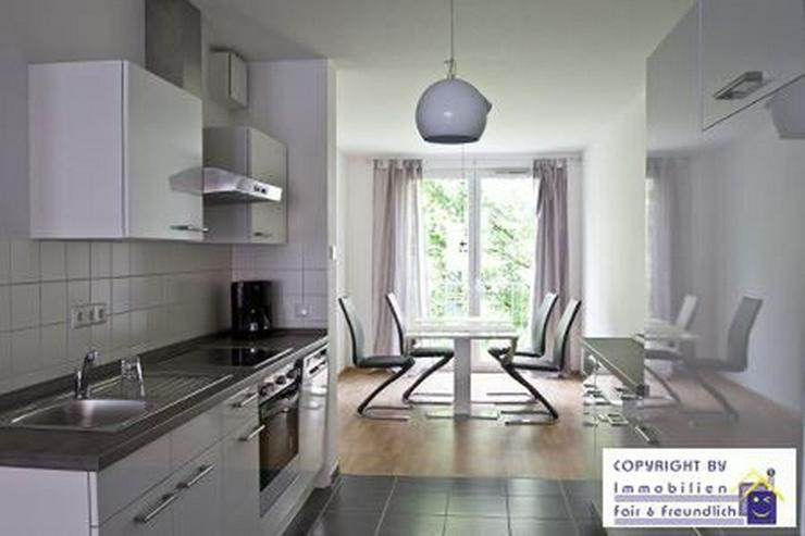 Bild 5: *ERSTBEZUG! Moderne 3-Zi.-Whg. gr. Wohnraum, Sonnenbalkon u. offener Küche, D-Rath*