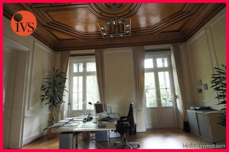 Bild 2: ** Traumhaft ** Exklusive 6 Zi. Büroetage in in einer Stilaltbauvilla - erweiterbar - in ...