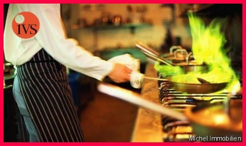 ** Aufgepasst ** Sehr individuelles, schönes Restaurant mit Biergarten! - Gewerbeimmobilie mieten - Bild 1
