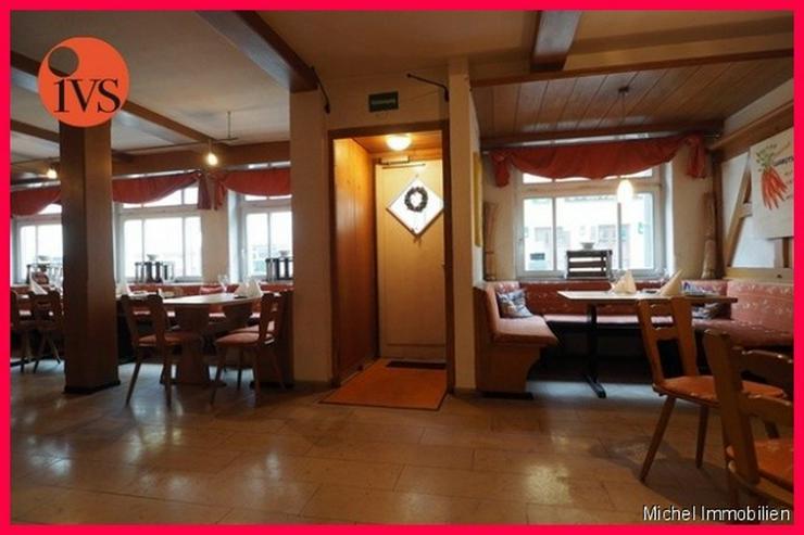 Bild 5: ** Aufgepasst ** Sehr individuelles, schönes Restaurant mit Biergarten!