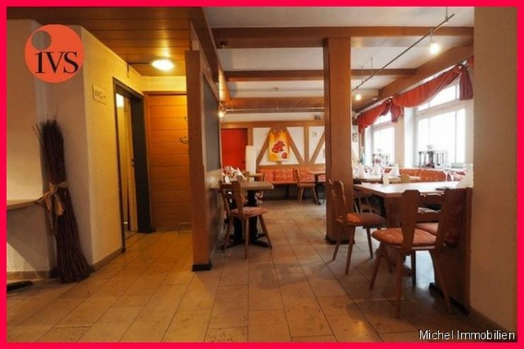 Bild 3: ** Aufgepasst ** Sehr individuelles, schönes Restaurant mit Biergarten!