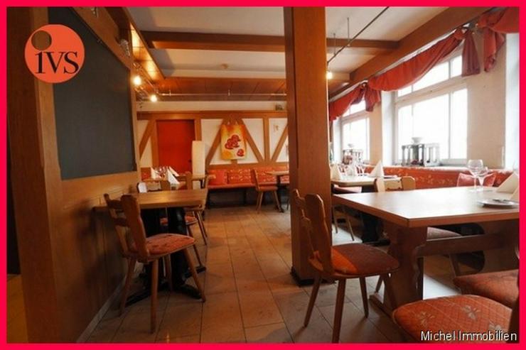Bild 4: ** Aufgepasst ** Sehr individuelles, schönes Restaurant mit Biergarten!