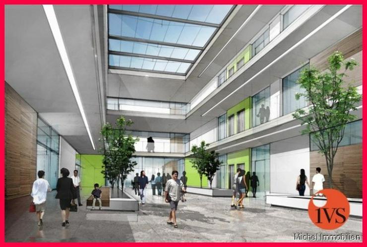 **Provisionsfrei** Im Gesundheitscampus Bad Homburg stehen ca. 200 m² (teilbar) zur Verf?... - Gewerbeimmobilie mieten - Bild 1