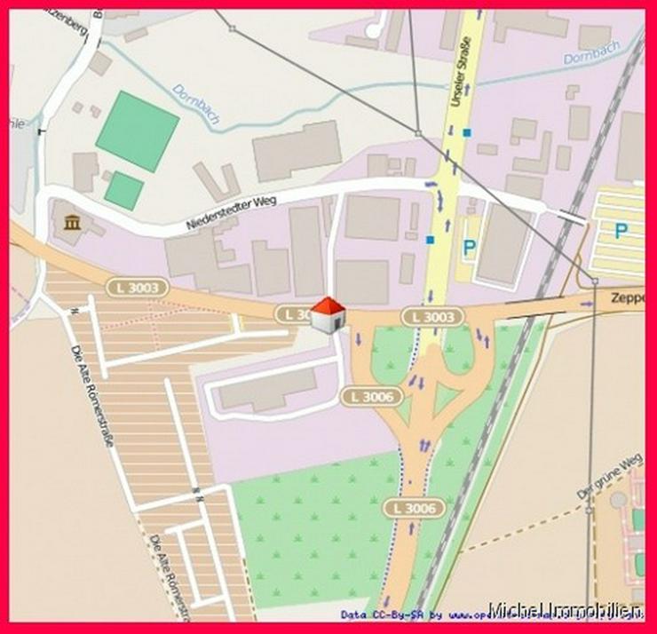 Bild 5: **Provisionsfrei** Im Gesundheitscampus Bad Homburg stehen ca. 200 m² (teilbar) zur Verf?...