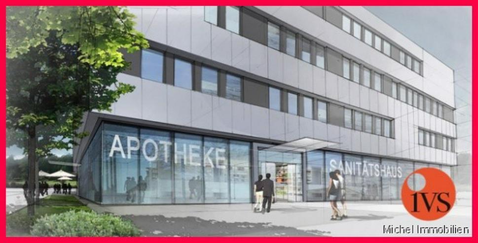 Bild 2: **Provisionsfrei** Im Gesundheitscampus Bad Homburg stehen ca. 200 m² (teilbar) zur Verf?...