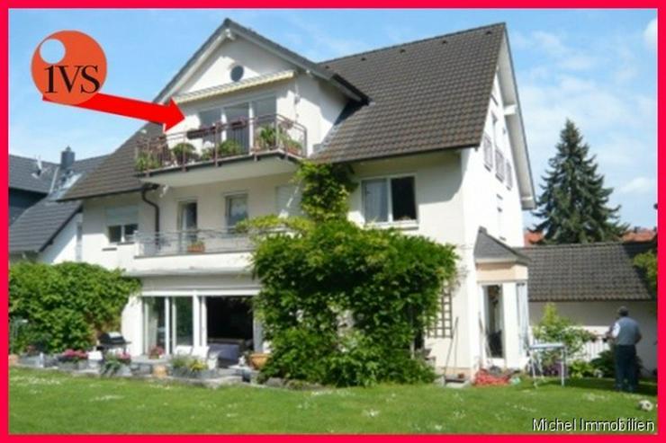 ** Ideal für 2 Erwachsene ** 3 Zi. Wohnung im eines 2 - Familienhauses in einmaliger Lage... - Bild 1